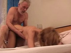 Old Man, Eat old man cum