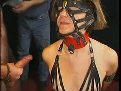 Bukkake, French, Slave, French angell summers squirt