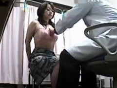 Doctor, Japanese pregnant fuck doctor