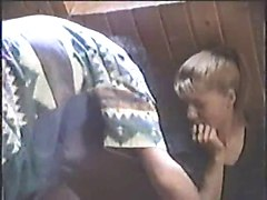 Teen, Caught, Shy, Son caught by mom wanking