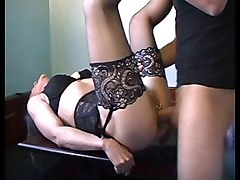 Anal, French, Housewife, Exhibitionist strangers