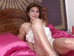 Masturbation, Milf, Laptop cam masturbating