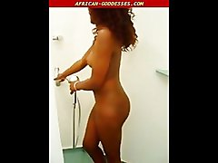 African, Black african on ass fingering and blowjob