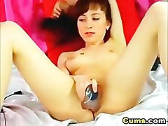 Hd, Dildo, French anal hd