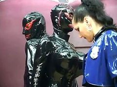 Rubber, German, Doll, Latex rubber sex free video