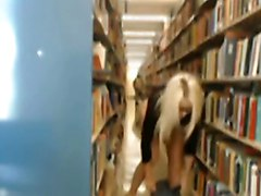Caught, Alexis texas thé library gives