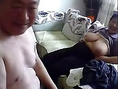 Chinese, Couple, Uncensored amateur chinese