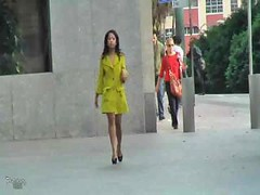 Asian, Upskirt, Public, No upskirt in park