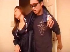 Asian, Korean, Korean hot scandal step daugther granfather