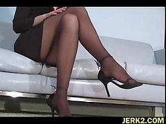 Office, Stockings, Boys in stockings