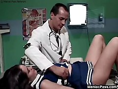 Doctor, Teen, Cheerleader, Doctor and nurce fucking videos