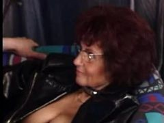 Granny, Amateur granny first sex party