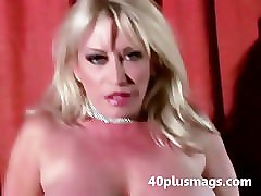 Blonde, Housewife, Wife, Housewife bangers desiree storm