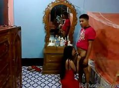 Arab, Asian, Indian, Desi bhabhi fuck by young teen boy scandals