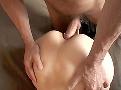 Ass, Old Man, Big Cock, Japanese old man uncensored