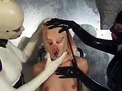 Fetish, Rubber, Rubber doll pornstar