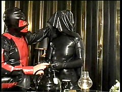 Rubber, Rubber mistress clinic
