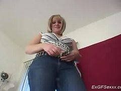 Handjob, Girlfriend, Hd handjob