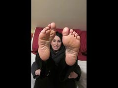 Arab, Feet, Fetish, Goddees feet