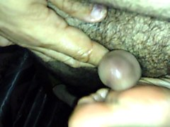 Chinese, Footjob, Chinese wife threesome ffm homemade