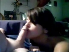 Blowjob, Wife wants to watch husband give gay blowjob