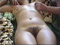 Mom, Sister catches brother using dildo on sleeping mom