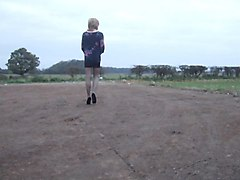 Crossdresser, Dogging, Dress, Uk dogging bareback slut