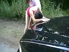 Dogging, Wife uk slut public dogging
