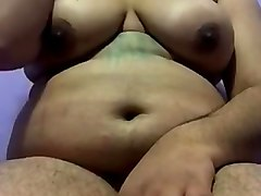 Ugly, Slave, Ugly man making her swollow his cum