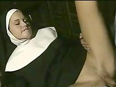 Nun, Nun strict caning
