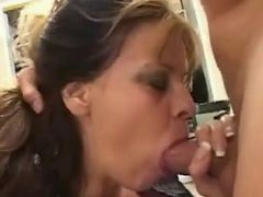 Deepthroat, Swallow, Milf, Japanese asian lesbian milfs orgasm together