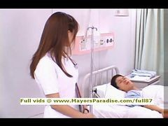 Chinese, Blowjob, Nurse, Nurse misiress torture