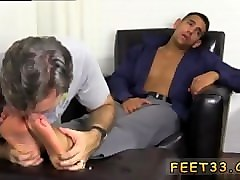 Feet, Teen, Alas nylon feet