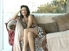 Creampie, Milf, Sons group of friend help each other masterbate mom watchs and gets creampie