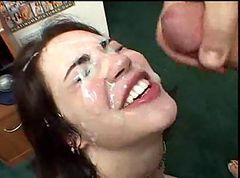 Compilation, Swallow, Gloryhole swallows