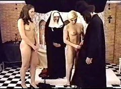 Nun, Hairy nuns pussys fat