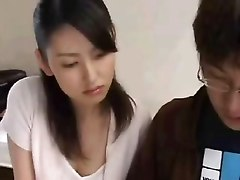 Korean, Korean mom son sex video in youtube massage