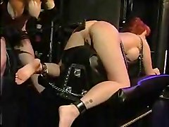 Electro, Lesbian, Mistress electro cock torture