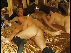 Club, Couple first time swingers club
