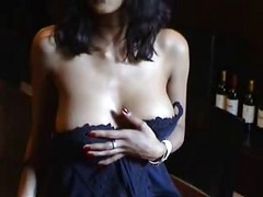 Flashing, Desi babe full orgasm