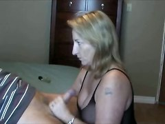 Blowjob, Husband, Wife, Christina blowjob