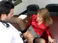 Whore, Office, Office webcam