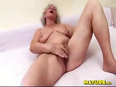 Hairy, Wet, Rubbing wet pussy through jeans