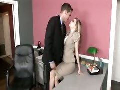 Office, Save her job in office