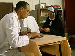 Nun, Fisting, Nuns music video