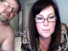 Chubby, Couple, Mature, Married couples playing truth or dare