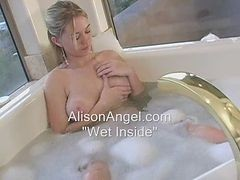 Babe, Shower, Dildo, Stepmom daughter and bf shower
