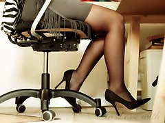 Office, Heels, High heel pump