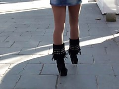 Boots, Babe, Public, Ankle boots