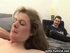 Gangbang, Housewife, Wife, Japanese housewife massage cheating